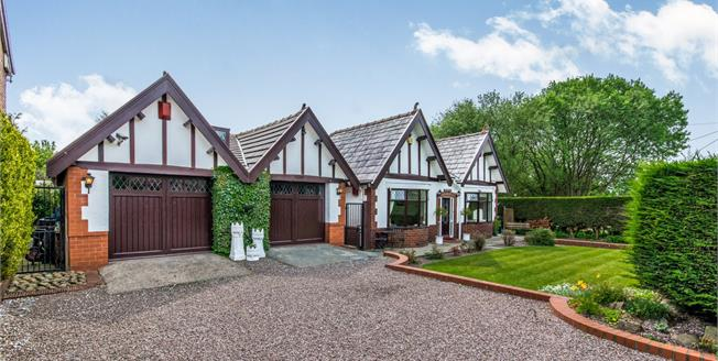 Offers in the region of £380,000, 3 Bedroom Detached Bungalow For Sale in Bolton, BL2