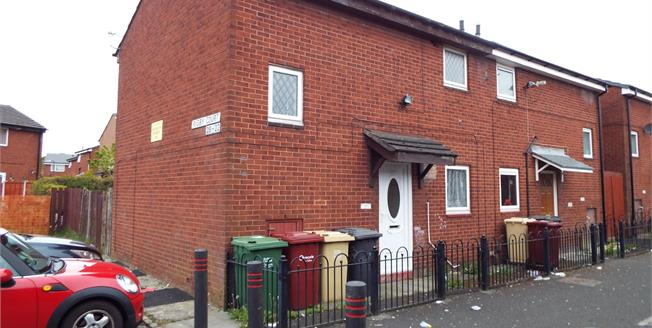 Offers Over £70,000, 2 Bedroom Semi Detached House For Sale in Bolton, BL3
