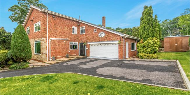 Offers in the region of £450,000, 4 Bedroom Detached House For Sale in Bolton, BL1