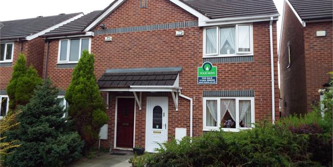 Asking Price £110,000, 2 Bedroom Semi Detached House For Sale in Bolton, BL1