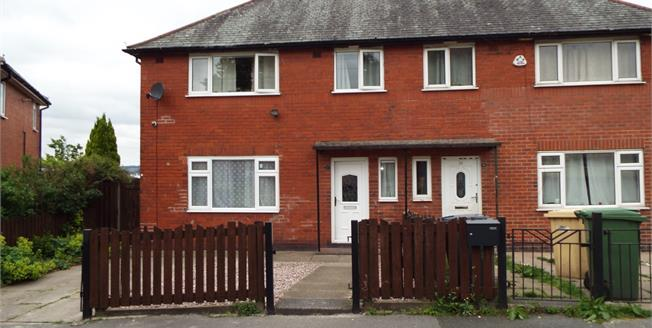 Asking Price £70,000, 3 Bedroom Semi Detached House For Sale in Bolton, BL2