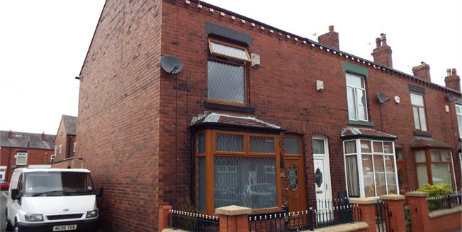 Offers in the region of £100,000, 3 Bedroom House For Sale in Bolton, BL3