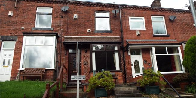 Offers Over £80,000, 2 Bedroom Terraced House For Sale in Bolton, BL1