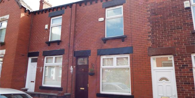 Offers Over £60,000, 2 Bedroom Terraced House For Sale in Bolton, BL1