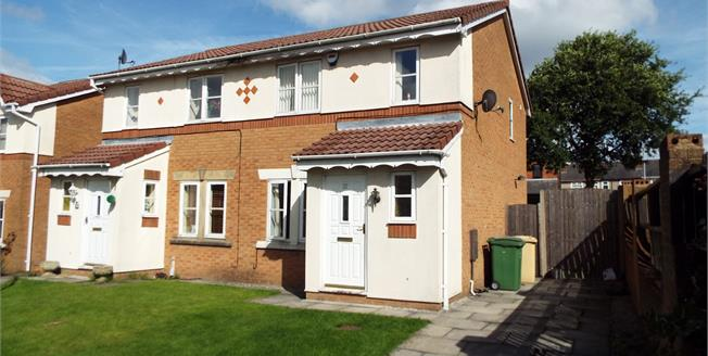 Offers Over £135,000, 3 Bedroom Semi Detached House For Sale in Greater Manchester, BL3