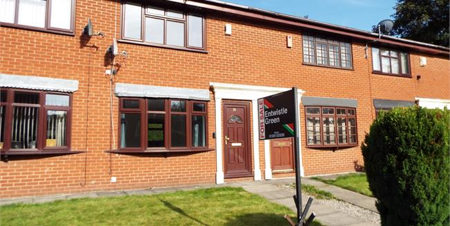 Offers Over £80,000, 2 Bedroom Terraced House For Sale in Bolton, BL2