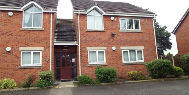Asking Price £75,000, 2 Bedroom Flat For Sale in Bolton, BL3
