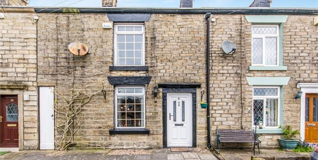 Offers Over £180,000, 2 Bedroom Terraced Cottage For Sale in Belmont, BL7