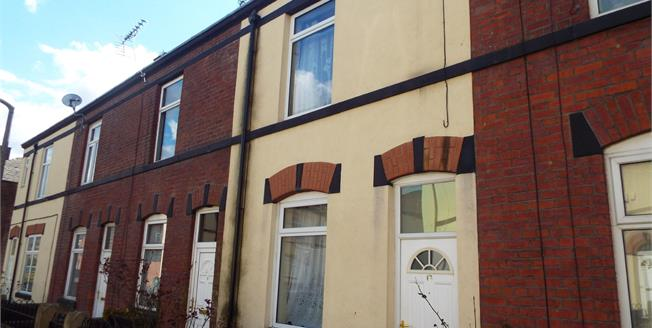 Asking Price £80,000, 2 Bedroom Terraced House For Sale in Bury, BL9