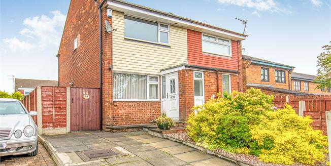Offers Over £105,000, 2 Bedroom Semi Detached House For Sale in Heywood, OL10