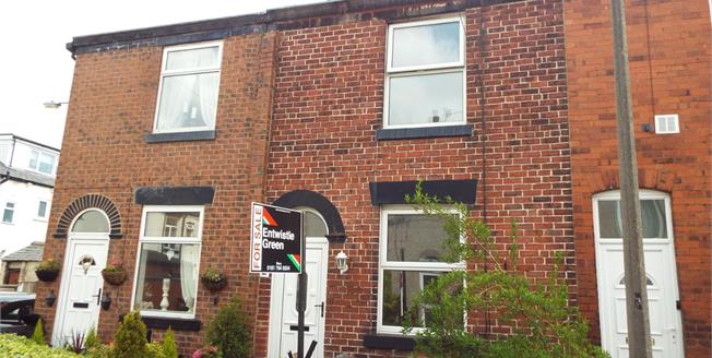 Offers Over £90,000, 2 Bedroom Terraced House For Sale in Bury, BL8