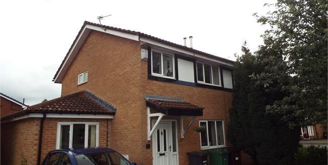 Offers Over £150,000, 3 Bedroom Semi Detached House For Sale in Bury, BL8