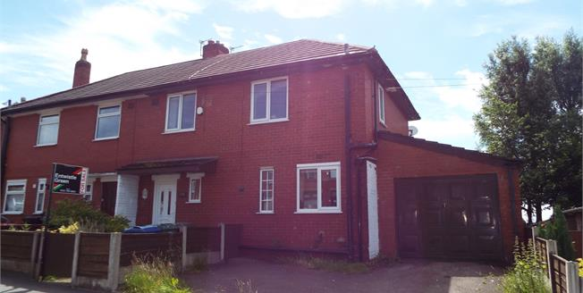 Offers in the region of £120,000, 3 Bedroom For Sale in Bury, BL9