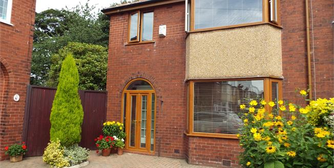 Offers Over £180,000, 3 Bedroom Semi Detached House For Sale in Bury, BL8