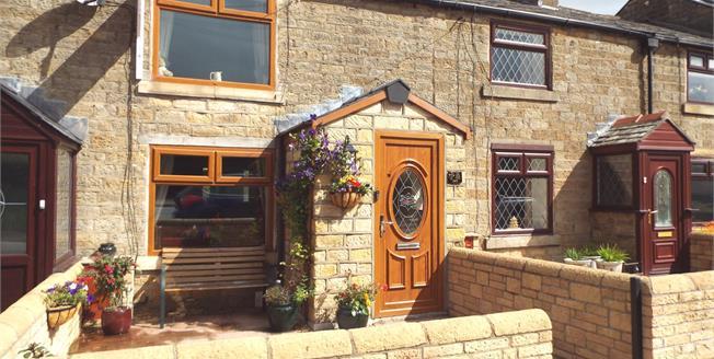 Asking Price £155,000, 2 Bedroom Terraced Cottage For Sale in Heywood, OL10