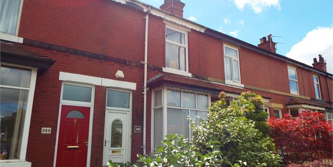 Offers Over £130,000, 3 Bedroom Terraced House For Sale in Bury, BL8