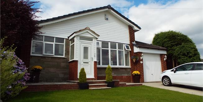 Offers Over £240,000, 3 Bedroom Detached Bungalow For Sale in Bury, BL8