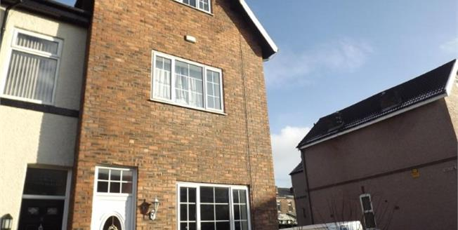 Asking Price £90,000, 5 Bedroom Terraced House For Sale in Bury, BL9