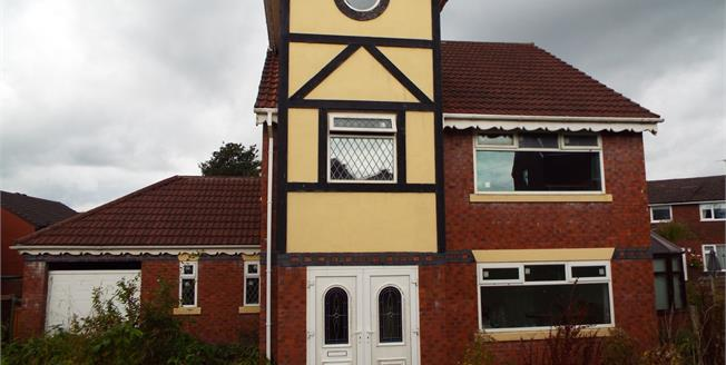 Offers Over £170,000, 4 Bedroom For Sale in Greater Manchester, BL9