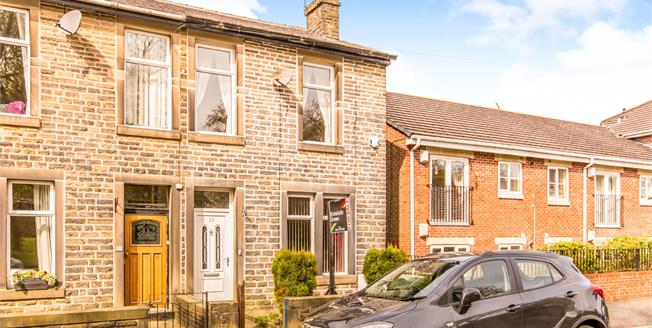 Offers Over £150,000, 2 Bedroom End of Terrace House For Sale in Ramsbottom, BL0