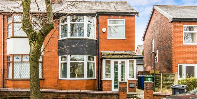 Offers Over £150,000, 3 Bedroom Semi Detached House For Sale in Bury, BL9