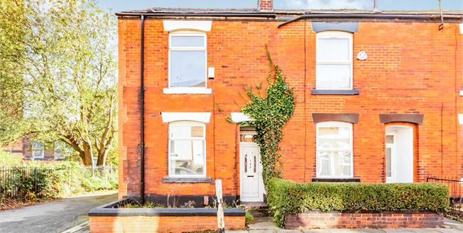 Guide Price £105,000, 3 Bedroom End of Terrace House For Sale in Heywood, OL10