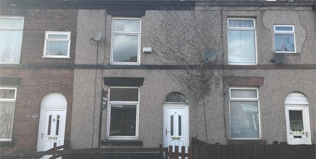 Offers Over £85,000, 3 Bedroom Terraced House For Sale in Bury, BL9
