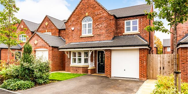 Offers Over £315,000, 4 Bedroom Detached House For Sale in Bury, BL9