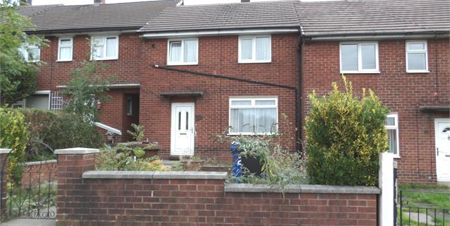 Offers Over £95,000, 2 Bedroom Terraced House For Sale in Bury, BL9
