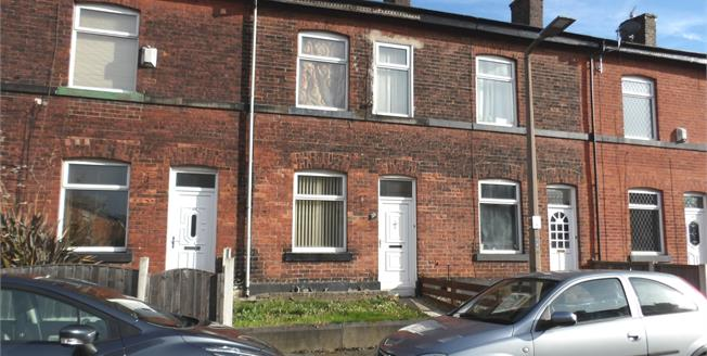 Offers in the region of £120,000, 2 Bedroom Terraced House For Sale in Bury, BL9