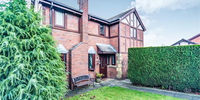 Offers Over £260,000, 3 Bedroom Detached House For Sale in Bury, BL8