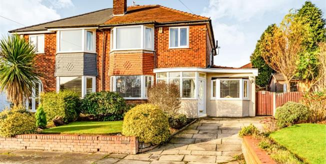 Asking Price £265,000, 3 Bedroom Semi Detached House For Sale in Bury, BL9