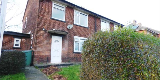 Offers Over £140,000, 3 Bedroom Semi Detached House For Sale in Bury, BL9