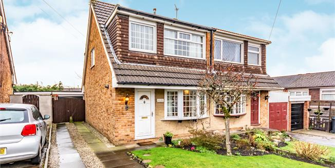 Asking Price £175,000, 3 Bedroom Semi Detached House For Sale in Bury, BL8