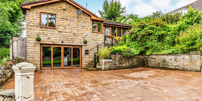 Asking Price £375,000, 3 Bedroom Detached House For Sale in Bury, BL8