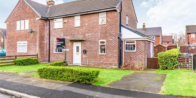 £150,000, 3 Bedroom Semi Detached House For Sale in Bury, BL9