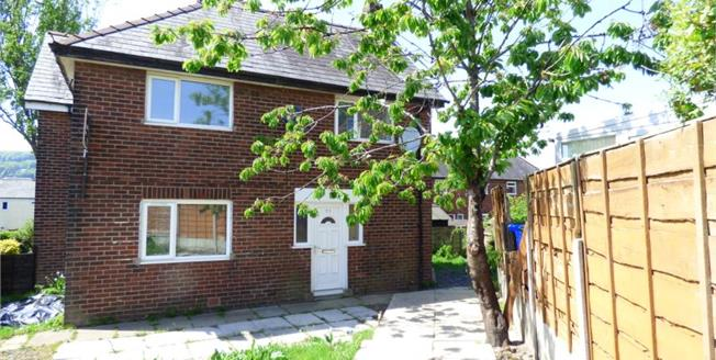 £150,000, 3 Bedroom Semi Detached House For Sale in Ramsbottom, BL0