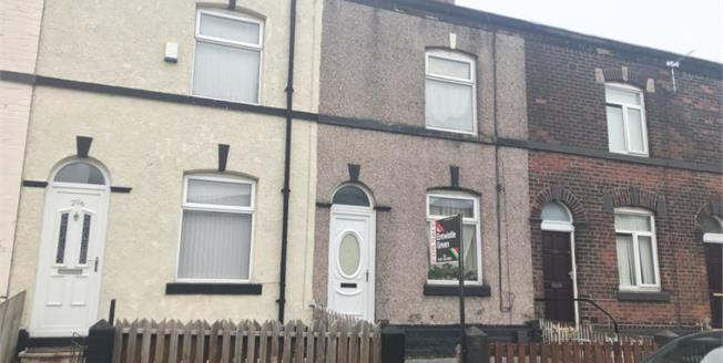 Offers Over £80,000, 2 Bedroom Terraced House For Sale in Bury, BL9