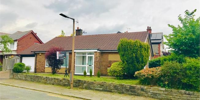Offers Over £250,000, 3 Bedroom Detached Bungalow For Sale in Bury, BL9