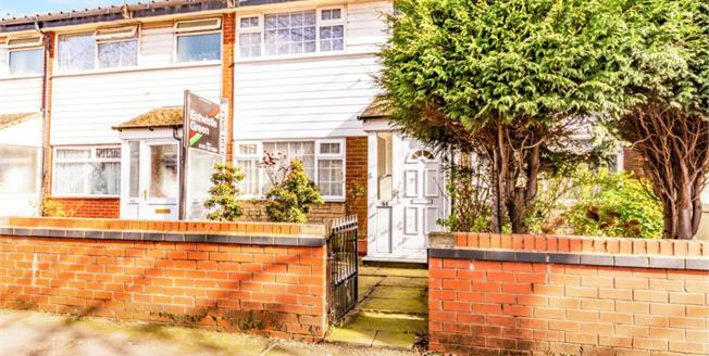 Offers Over £130,000, 2 Bedroom Terraced House For Sale in Bury, BL9