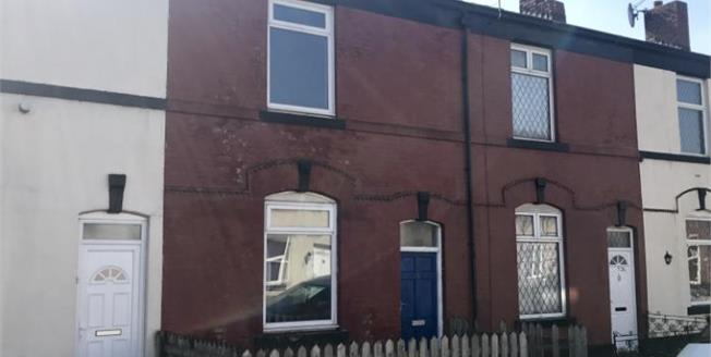 £77,500, 2 Bedroom Terraced House For Sale in Bury, BL9
