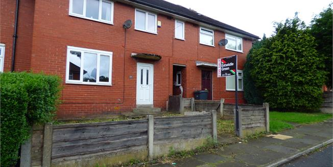Asking Price £90,000, 3 Bedroom Terraced House For Sale in Bury, BL9