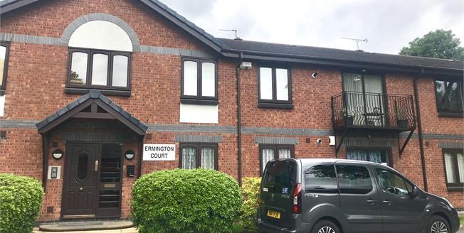 Asking Price £65,000, 2 Bedroom Flat For Sale in Heywood, OL10