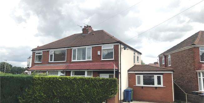 Asking Price £144,950, 3 Bedroom Semi Detached House For Sale in Bury, BL9