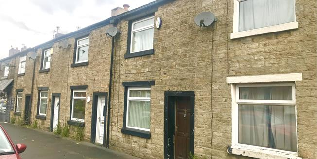 Offers Over £90,000, 2 Bedroom Terraced Cottage For Sale in Bury, BL9
