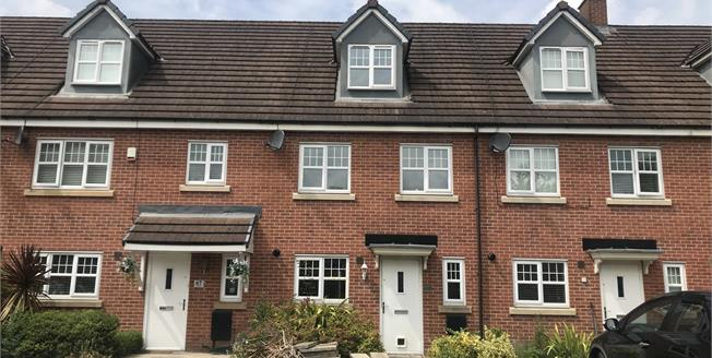 Asking Price £160,000, 4 Bedroom Terraced House For Sale in Bury, BL9