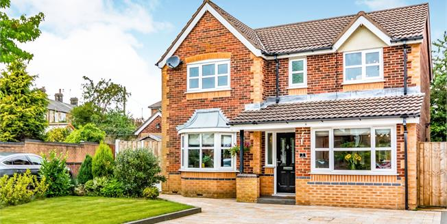Offers Over £355,000, 4 Bedroom Detached House For Sale in Tottington, BL8