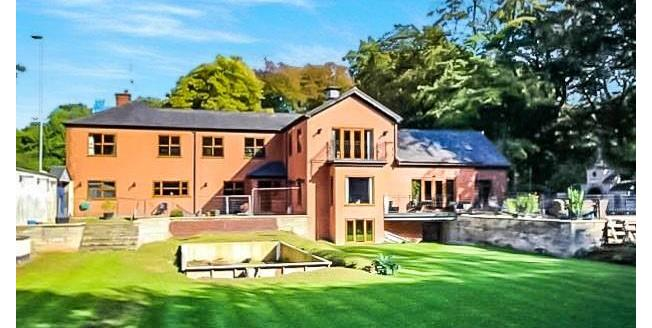 Asking Price £1,300,000, 4 Bedroom Detached House For Sale in Heywood, OL10