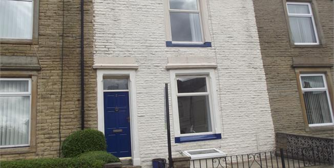 Asking Price £80,000, 2 Bedroom Terraced House For Sale in Burnley, BB12