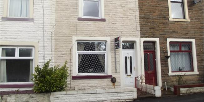 Offers Over £60,000, 2 Bedroom Terraced House For Sale in Burnley, BB10